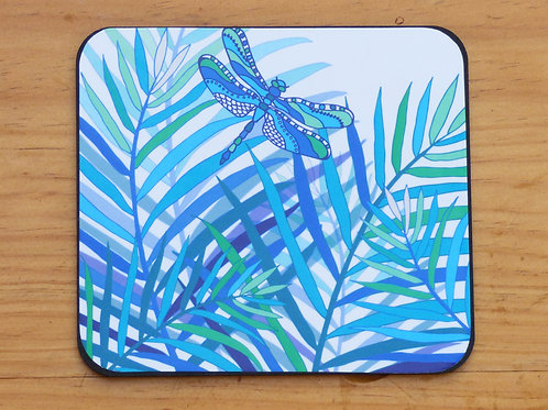 Dragonfly Palm Coaster
