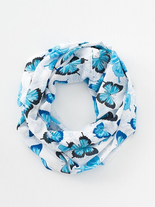 Ulysses Butterfly Infinity Scarf