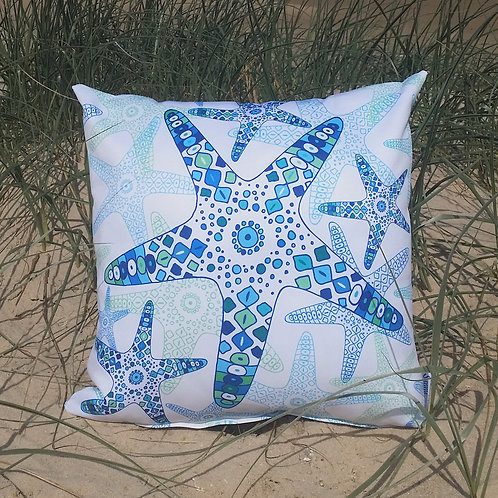 OUTDOOR Large Starfish cushion cover