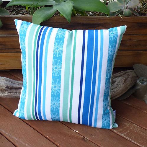 OUTDOOR Sea Stripe cushion cover