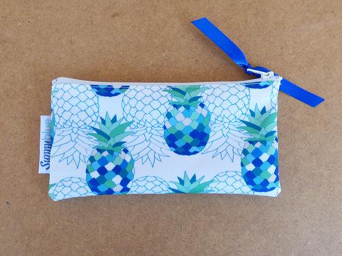 Pineapple zippy pouch