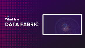 What is a Data Fabric?
