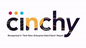 """Cinchy Data Fabric recognized in """"Now Tech: Enterprise Data Fabric"""" report"""