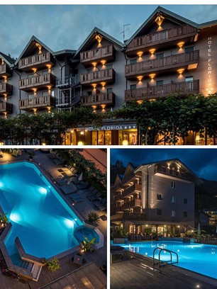 HOTEL FLORIDA PISCINA