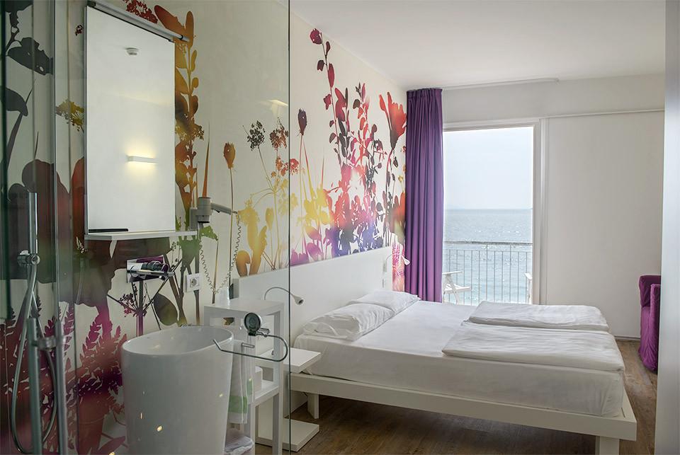HOTEL BAIA AZZURRA RESTYLING STANZE 2014