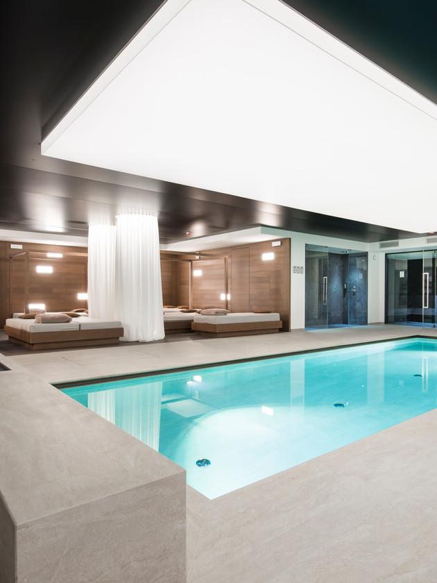 HOTEL HSG NUOVA SPA, PALESTRA,AREA KIDS