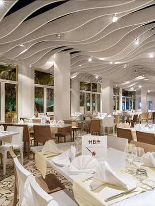 HOTEL BAIA AZZURRA NUOVE SUITE, NUOVO RISTORANTE
