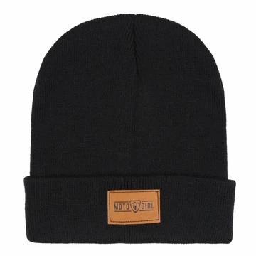 MotoGirl Beanie Hat