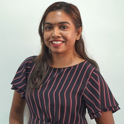 PT Pavitra, physiotherapist at Connect C