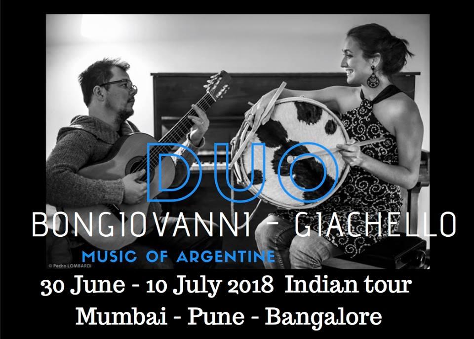 Tournée_India_2018