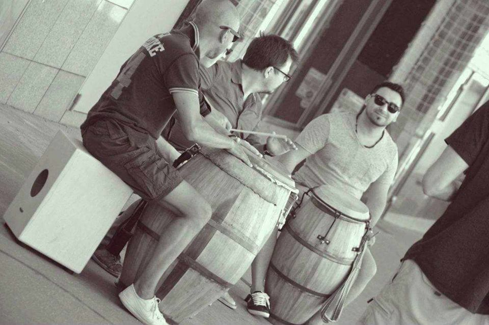 Tournage Candombe para Gardel