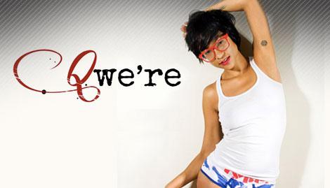 Q-We're