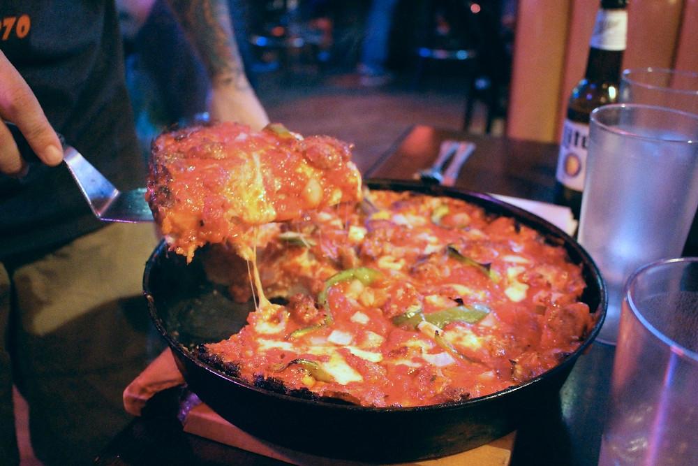 Pequod's Pizza
