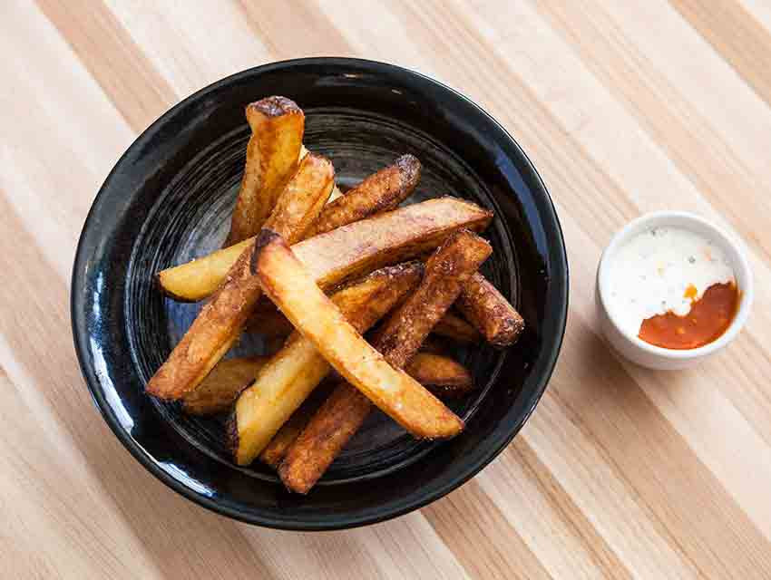 Best French Fries Ever - The Bellwether Review