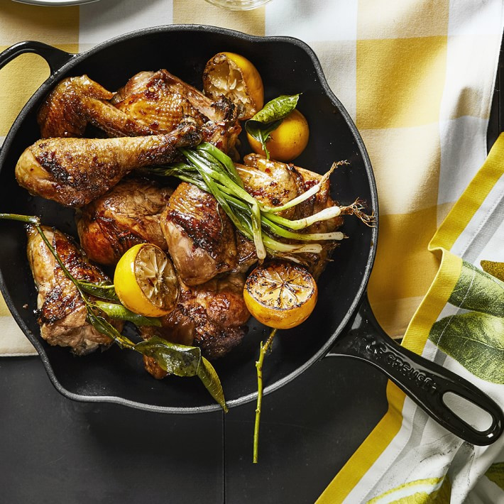 Enter for a Chance to Win a Le Creuset Pan