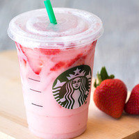 Starbuck's Pink Drink