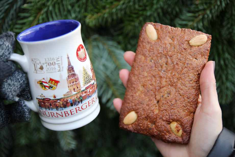 Christmas Market Food Finds in Nuremberg