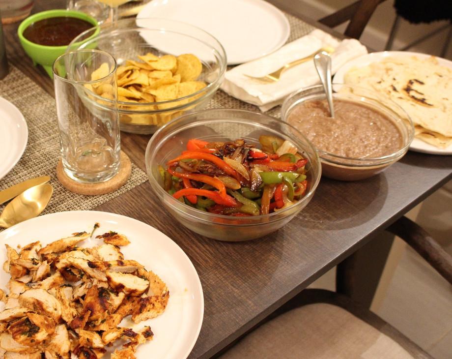 Cinco de Mayo Dinner Party Recipes, Part 1 – Chicken Fajitas