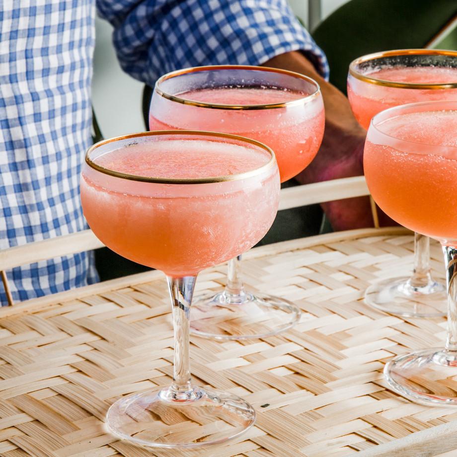 Frosé (Frozen Rosé) Drink Recipe