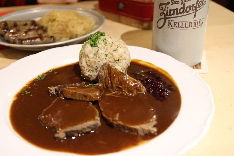 What to Eat for Dinner in Nuremberg
