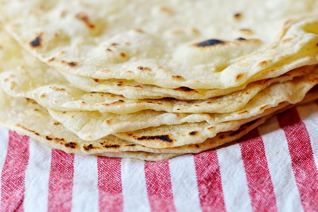 Cinco de Mayo Dinner Party Recipes, Part 3 – Sonoran Flour Tortillas