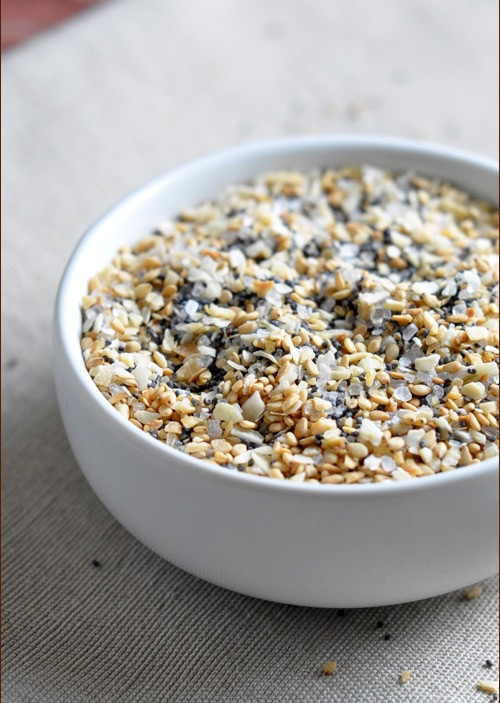 Everything Bagel Spice Recipe