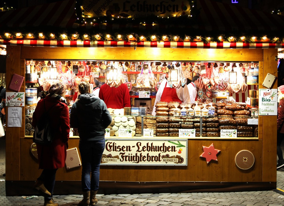 The Original Christmas Market in Nuremberg