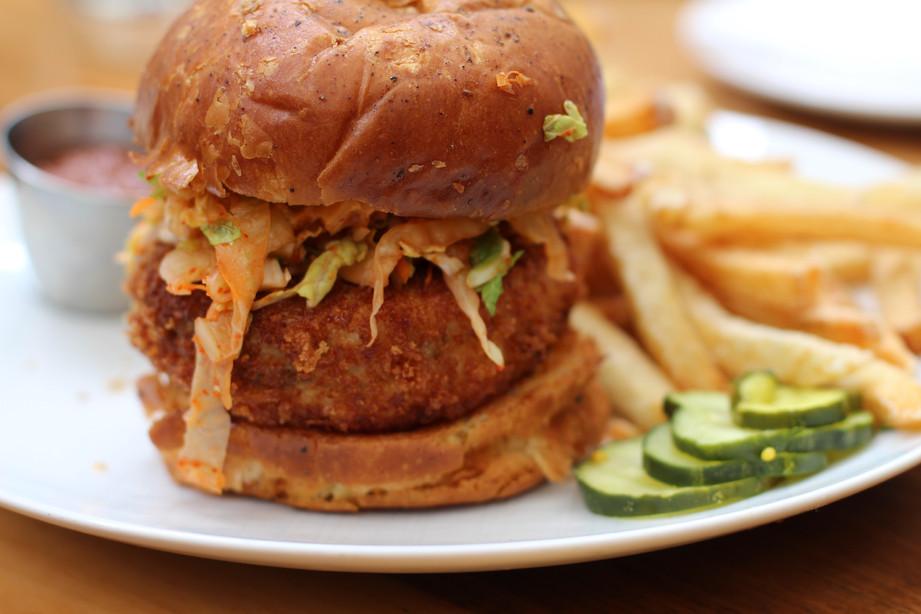 National Fried Chicken Sandwich Day