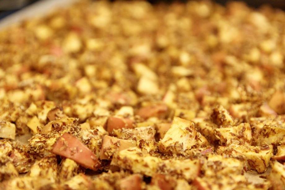 Baked Apple Bites Recipe