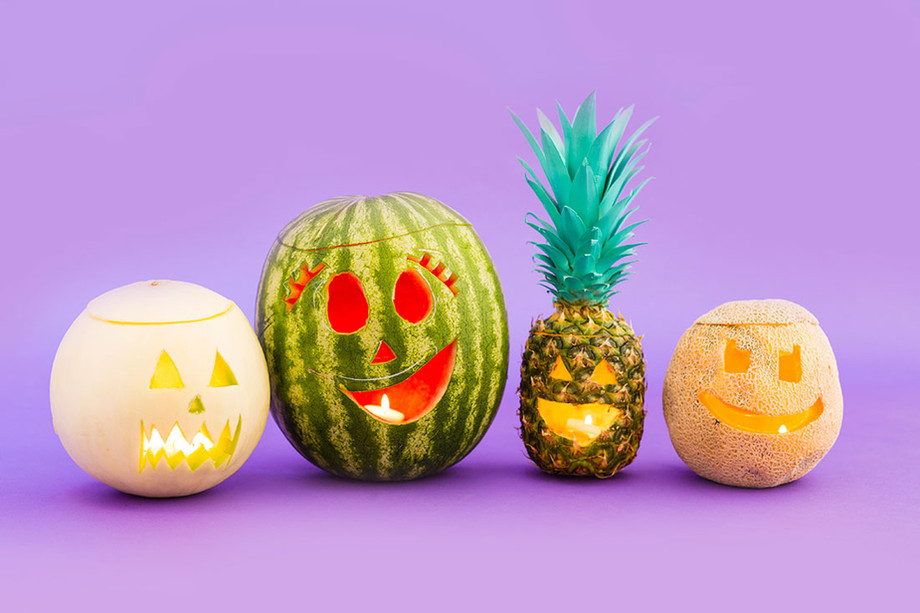 Halloween Carving Ideas