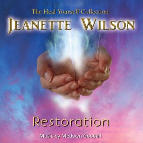 Restoration MP3, Jeanette Wilson & Medwyn Goodall