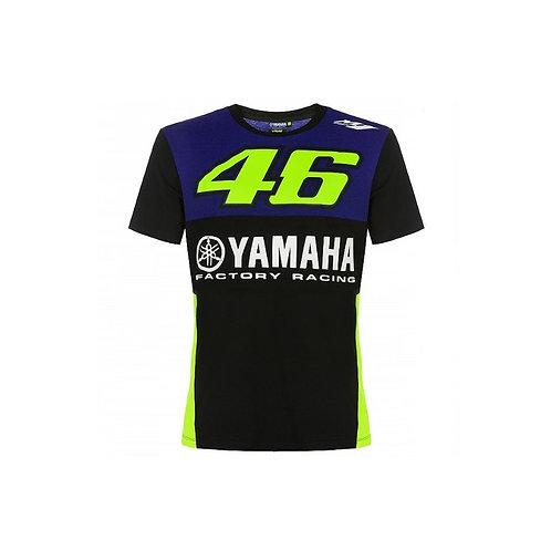 VR46 T-shirt Yamaha