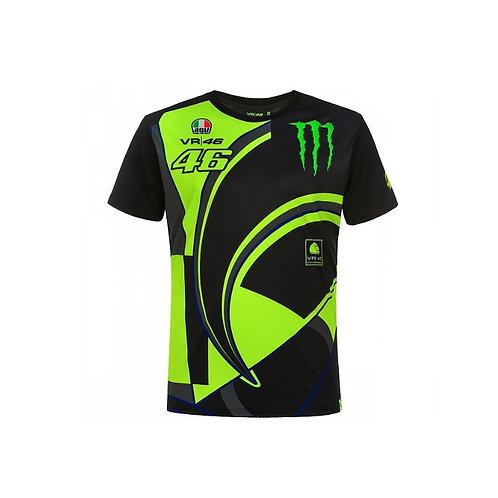 VR46 T-shirt Monster