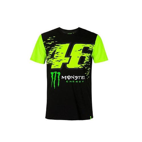 VR46 T-shirt Monster Energy