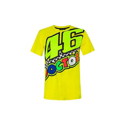 VR46 T-shirt Doctor 46