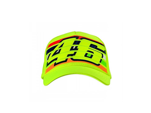 VR46 Bone Stripes Am