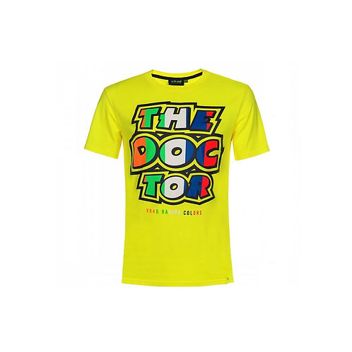 VR46 T-shirt The Doctor Am