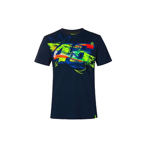 VR46 T-shirt Winter Test