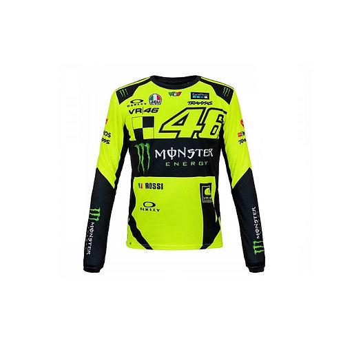 VR46 T-shirt Monza LS