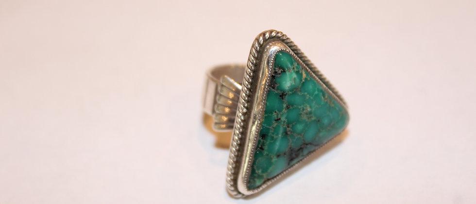 Indian Mountain Turquoise Ring
