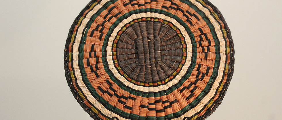 Hopi 1st Mesa Wicker Basket