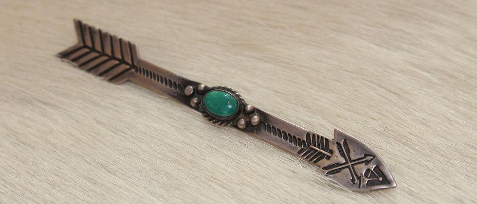 Fred Harvey Era Arrow Pin