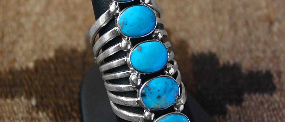 Kingman Turquoise Ring
