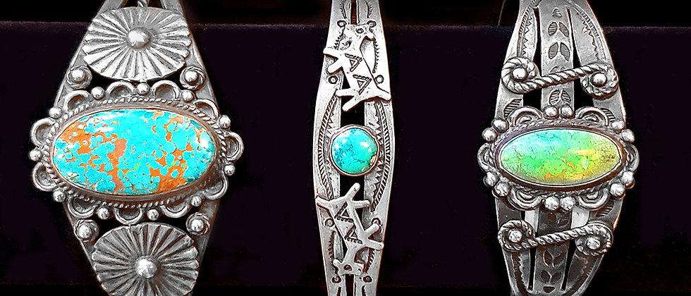 Navajo Bracelets