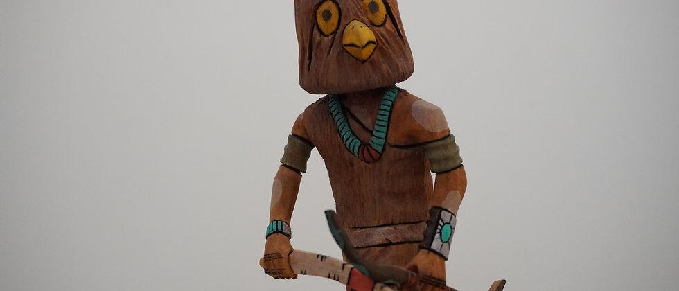 Screech Owl Kachina