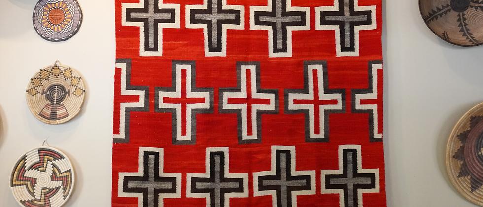 Navajo Transitional Rug