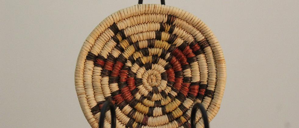 Hopi Coil Star Design