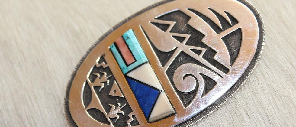 Tim Yazzie Pin/Pendant