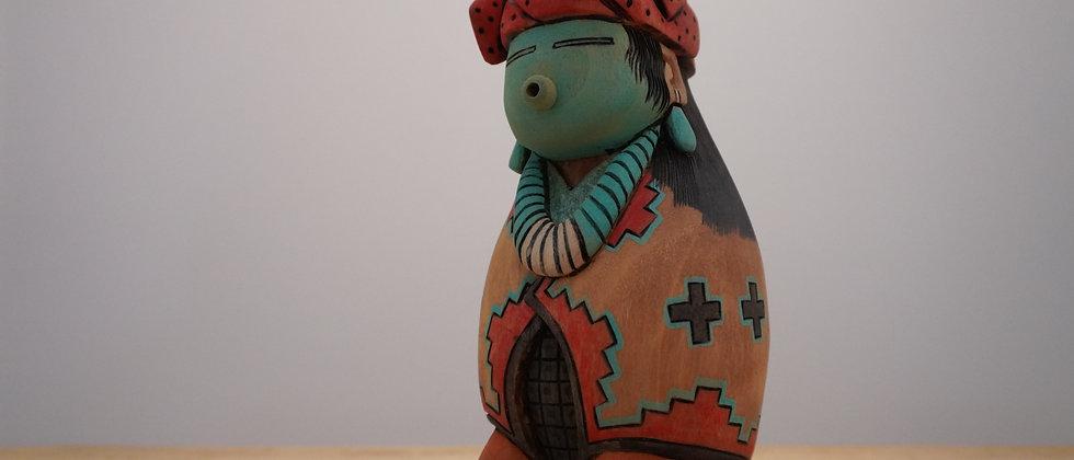 Navajo Grandfather Sculpture