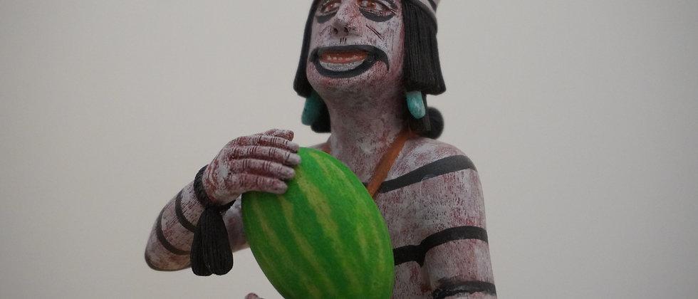 Koshare Clown Kachina
